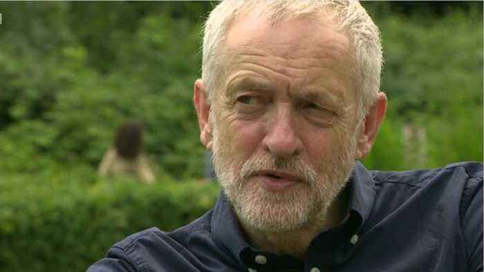 Labour leader Corbyn cuts off Brexit negotiations in letter to Prime Minister May