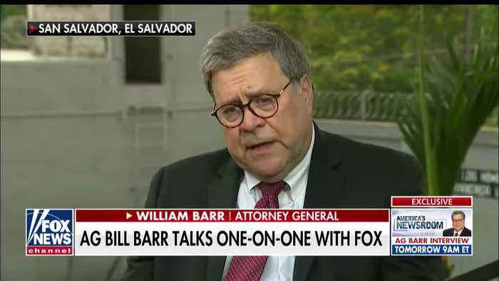 AG Barr vows to get to the bottom of the Russia probe