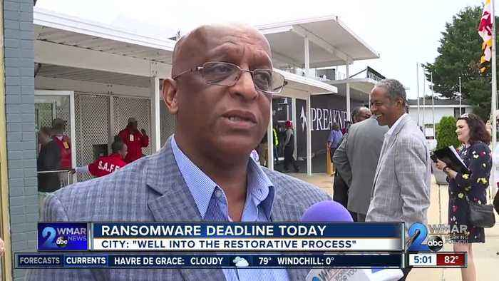 Ransom deadline comes and goes, city refuses to pay