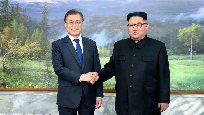 South Korea To Send $8 Million In Humanitarian Aid To North Korea