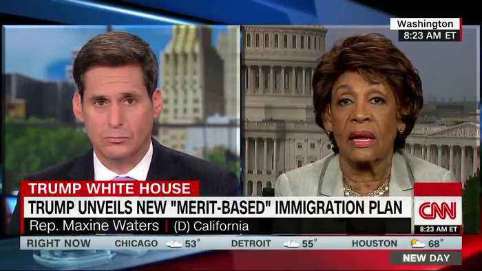Maxine Waters thinks Trump is bluffing with China