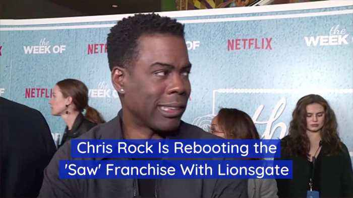 Chris Rock Is Reviving The 'Saw' Franchise