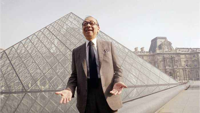 Acclaimed Architect I.M. Pei Dies At The Age Of 102