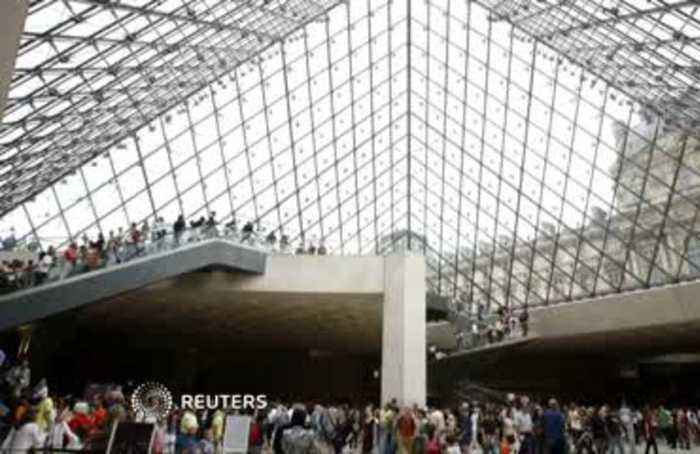Louvre pyramid architect I.M. Pei dead at 102: New York Times