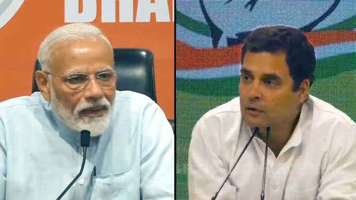 'Unprecedented,' Rahul Gandhi mocks PM Modi's first presser, poses a question