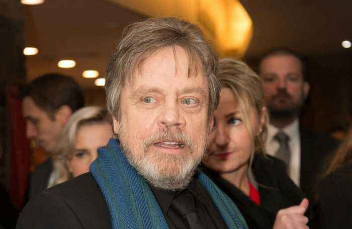 Mark Hamill praises Big Bang Theory