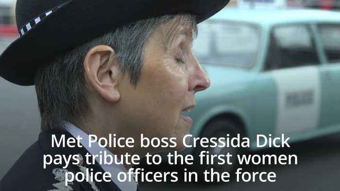 Cressida Dick: There is a long way to go for women in policing