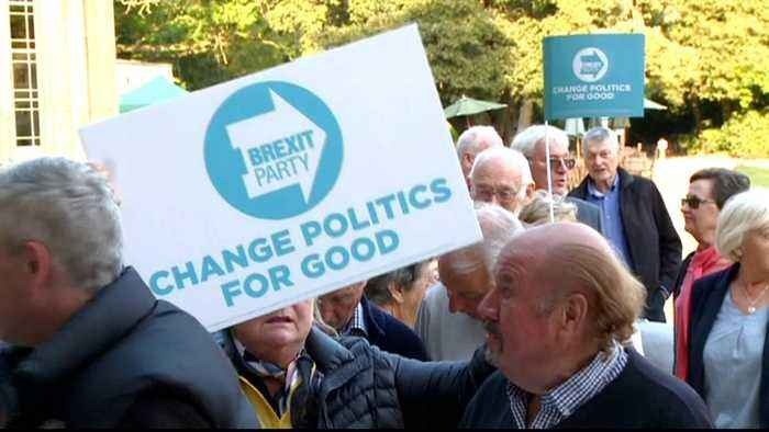 UK: European election campaigns bring Brexit divide to light