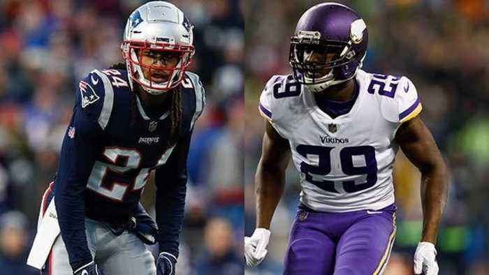 Who is the best cornerback in the NFL right now?