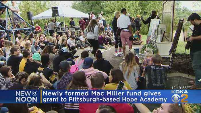 Mac Miller Fund Hands Out Inaugural Grants