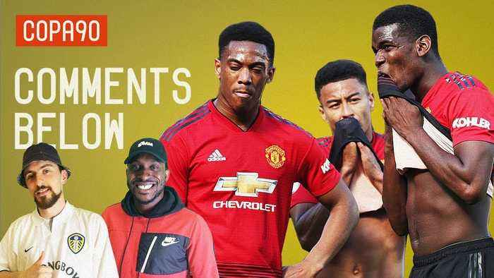 What's Going Wrong At Man Utd?! | Comments Below