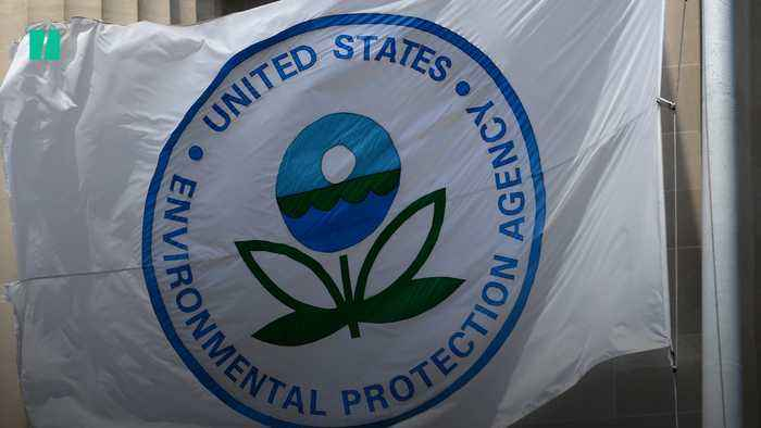 The Environmental Protection Agency's Climate Change Deniers