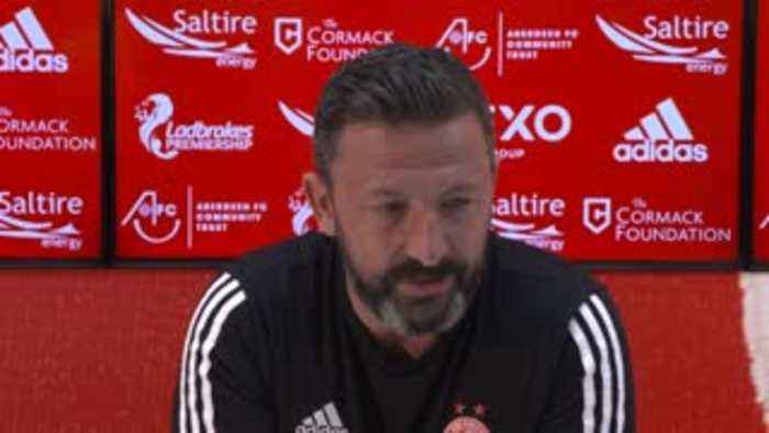 'I want to manage Scotland at some point'