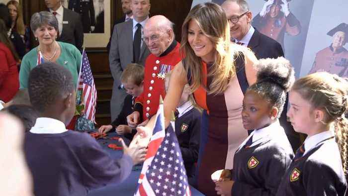 The First Year Of 'Be Best' With Melania Trump