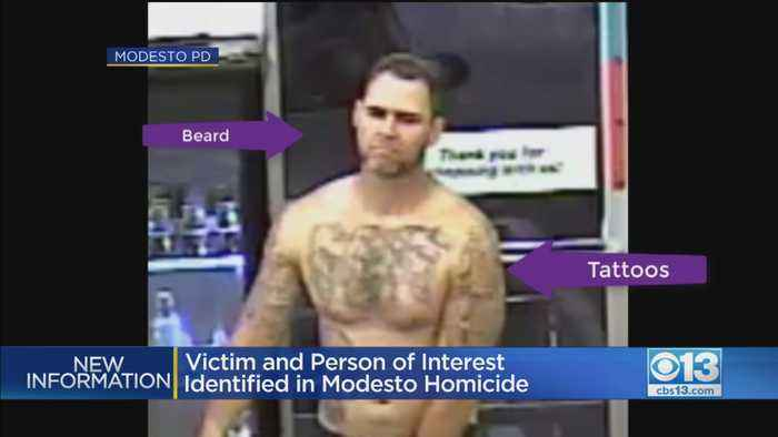 Person Of Interest Sought In 47-Year-Old Woman's Homicide In Modesto
