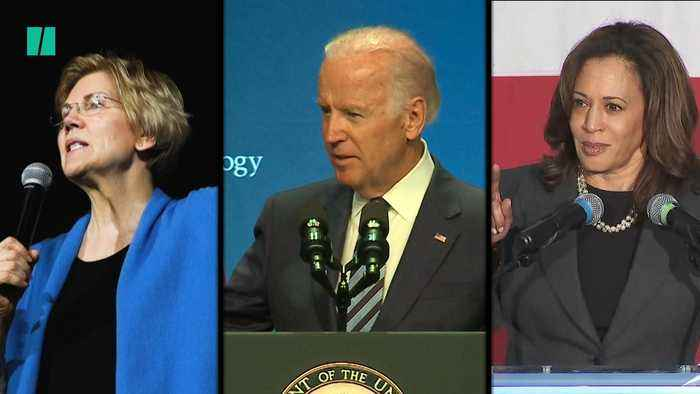 How The 2020 Presidential Candidates Want To Make Change