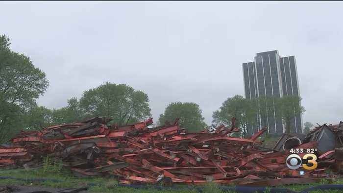 Exclusive: Martin Tower Will Be Imploded On Sunday
