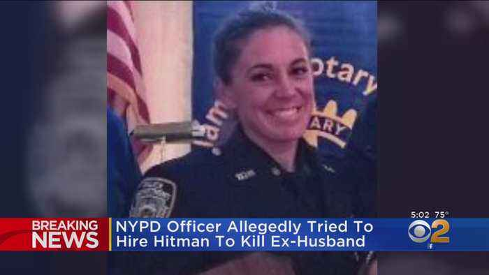 NYPD Officer Accused Of Murder-For-Hire Plot