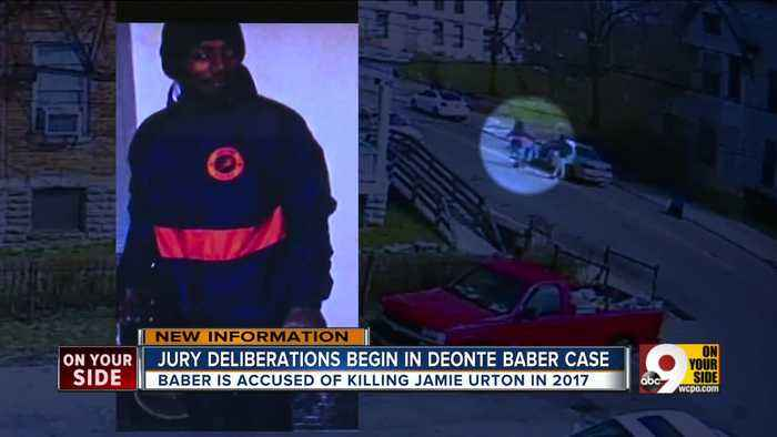Jury deliberations begin in Deonte Baber trial