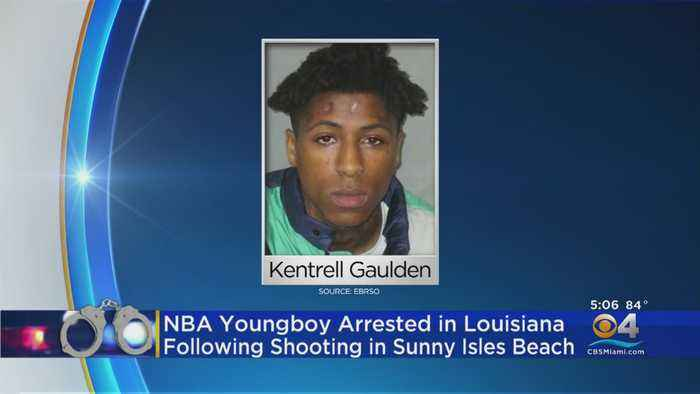 Rapper NBA Youngboy Arrested In Louisiana