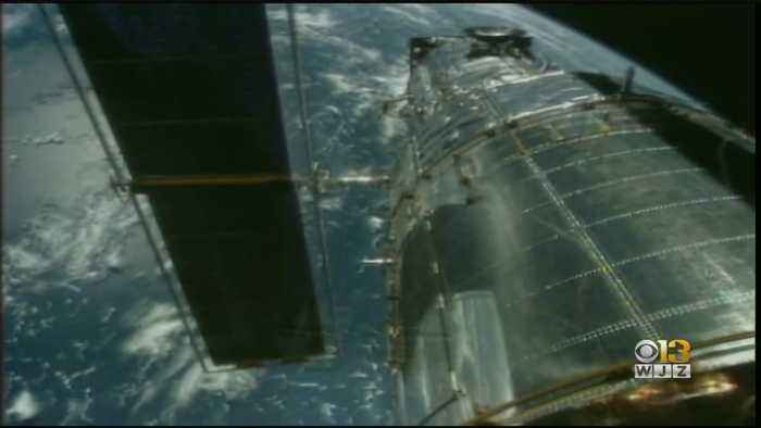 NASA Astronaut Reflects On 10-Year Anniversary Of Final Mission To Repair Hubble Space Telescope