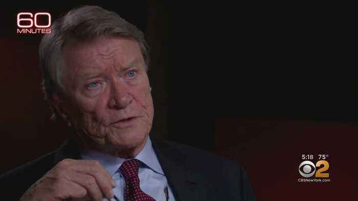 Steve Kroft Of '60 Minutes' To Retire