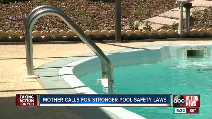 Teachers and grieving mom on a mission to prevent drownings this summer