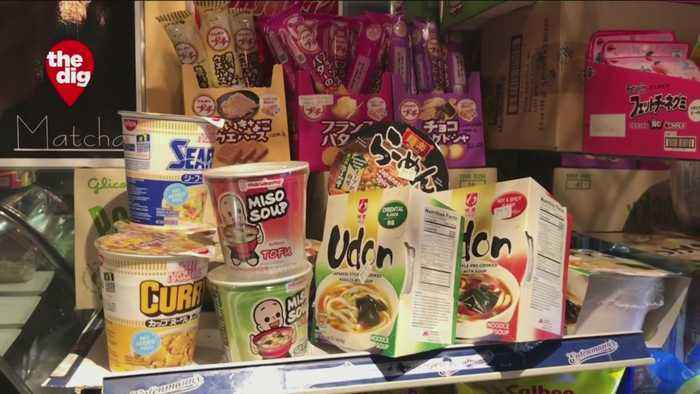 The Dig: Japanese Snacks In Queens