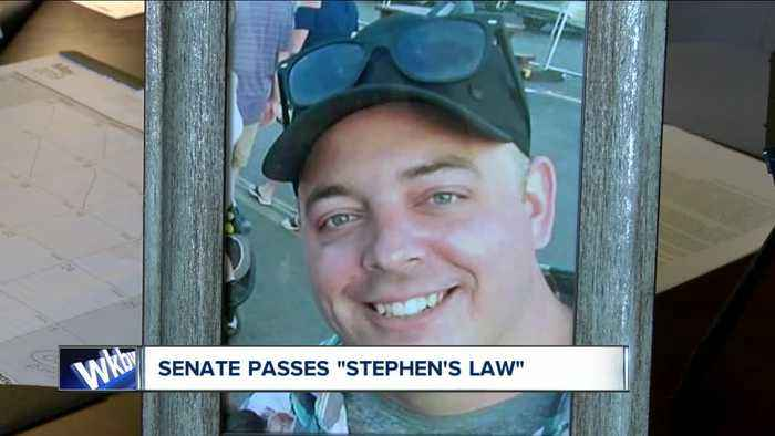 'Stephen's Law' would require medical providers to notify authorized guardians of signs of relapse
