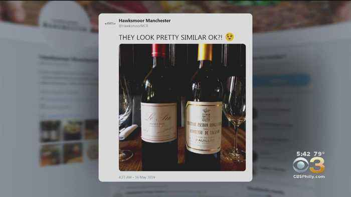 Customers Accidentally Given $6,000 Bottle Of Wine