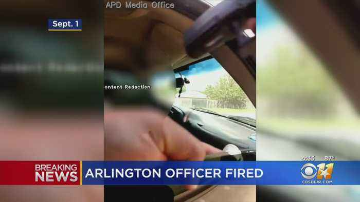 Arlington Police Officer Fired For 2018 Deadly Shooting DuringTraffic Stop