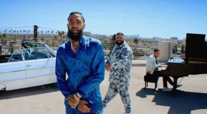 DJ Khaled Releases 'Higher' Video With the Late Nipsey Hussle