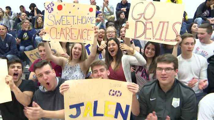 Unified basketball daytime games becoming an annual tradition