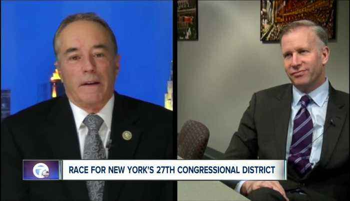 Congressman Chris Collins gets first official challenger for 2020