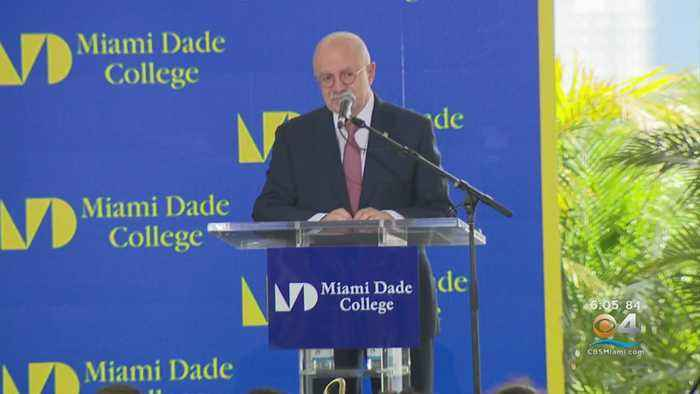 Miami-Dade College President Receives High Honor