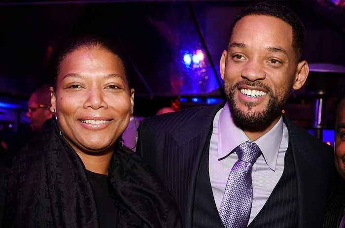 Will Smith and Queen Latifah Are Creating a Hip-Hop Musical