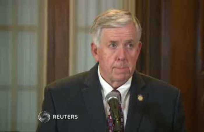 Missouri Governor Parson 'going to sign' abortion bill