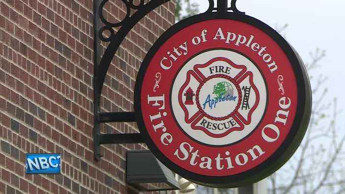 Firefighters from other communities help Appleton after shooting