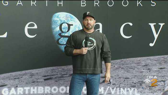 Garth Brooks Talks About His Love For Pittsburgh Ahead Of Record-Setting Concert