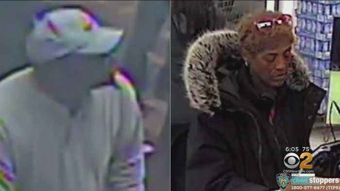 Police: 90-Year-Old Robbed By Couple