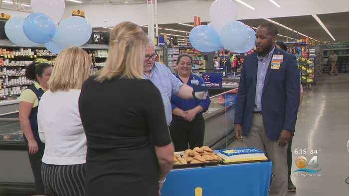 Local Businesses Pitch Products To Walmart
