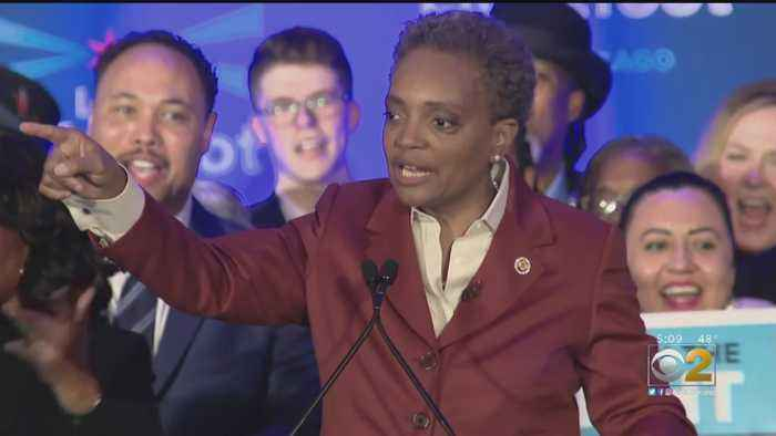 Mayor-Elect Lori Lightfoot Reveals Recommendations On City Government Changes