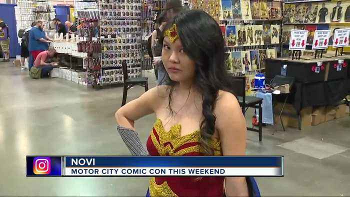 Motor City Comic Con 2019: Your guide to the event