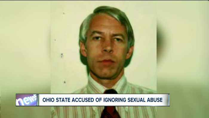 Report: Ohio State team doctor abused 177, leaders knew