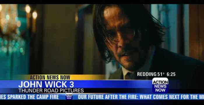 Action News Now Movie Review: John Wick Chapter 3