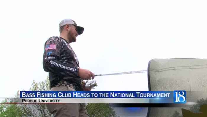 Purdue Bass Fishing Club heads to the national tournament