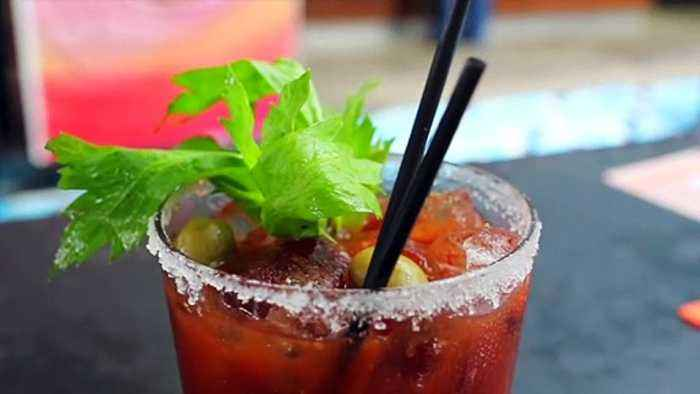 Science Explains Why Bloody Mary Tastes BETTER On A Flight