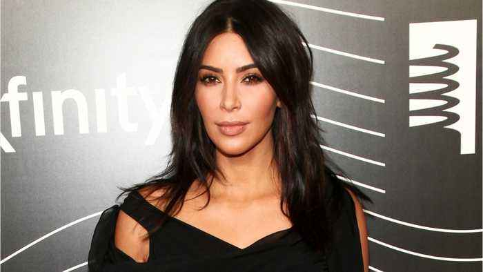 Kim Kardashian Shared First Pic And Announces Name Of Baby #4