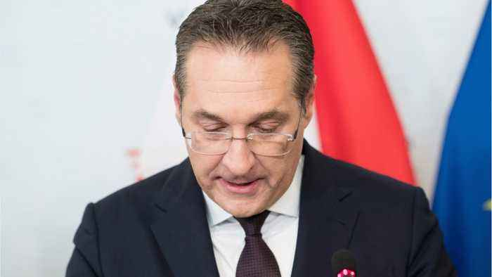 Austrian Leader Steps Down After Video Leak