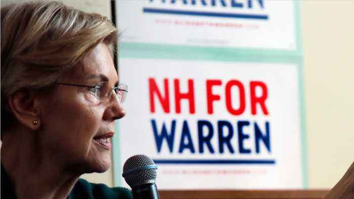 Elizabeth Warren's Plan To Focus On Policy Giver Her Bump In The Polls